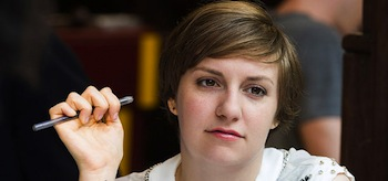 Lena Dunham Girls Incidentals
