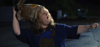 Melissa McCarthy Paperbag Tammy