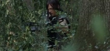 Norman Reedus The Walking Dead Still