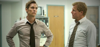 Matthew McConaughey Woody Harrelson True Detective Without Me There is No You