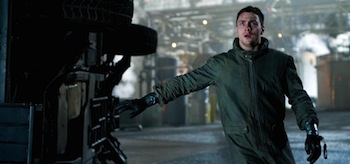 Aaron Taylor-Johnson Godzilla