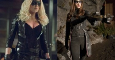 Caity Lotz Jessica de Gouw Arrow Birds of Prey