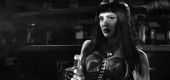 Jessica Alba Sin City A Dame to Kill For