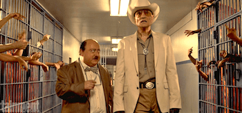 Laurence R Harvey Dieter Laser The Human Centipede 3 Final Sequence