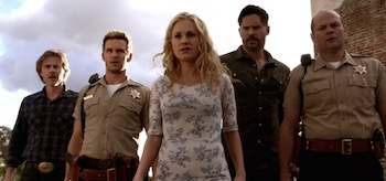 Anna Paquin Ryan Kwanten True Blood Season 7