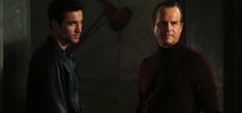 Brett Dalton Bill Paxton Agents of S.H.I.E.L.D. Providence