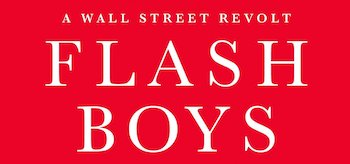 Flash Boys A Wall Street Revolt Book