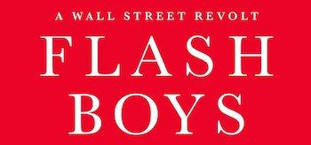 Flash Boys A Wall Street Revolt Book