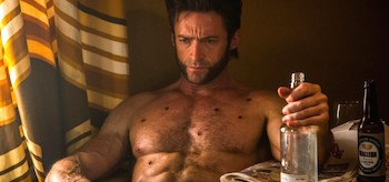 Hugh Jackman Wolverine Bullets X Men Days of Future Past
