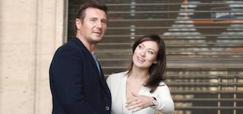 Liam Neeson Olivia Wilde Third Person