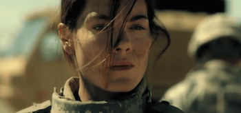 Michelle Monaghan Fort Bliss