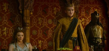 Natalie Dormer Jack Gleeson Game of Thrones The Lion and the Rose