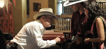 Robert Duvall A Night in Old Mexico