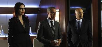 Saffron Burrows Titus Welliver Maximiliano Hernandez Agents of S.H.I.E.L.D. End of the Beginning