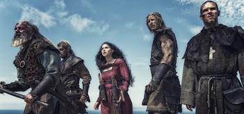 Ed Skrein Ryan Kwanten Northmen A Viking Saga