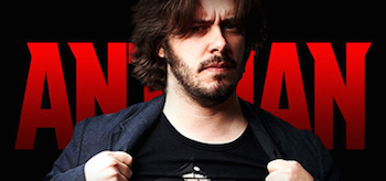 Edgar Wright Ant-Man