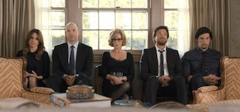 Jane Fonda Jason Bateman Tina Fey Corey Stoll Adam Driver This Is Where I Leave You