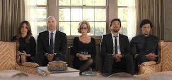 Jane Fonda Jason Bateman Tina Fey Corey Stoll Adam Driver This Is Where I Leave You