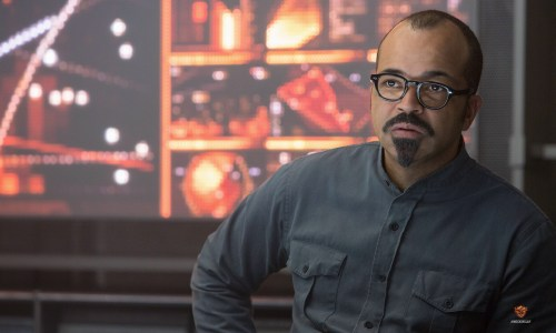 Jeffrey Wright The Hunger Games Mockingjay