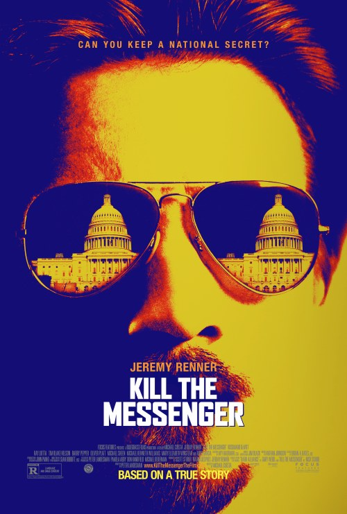 Kill the Messengers movie poster