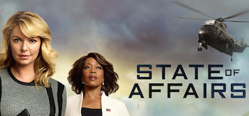 State Of Affairs TV Show Banner