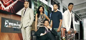 Taraji P. Henson Terrence Howard Empire
