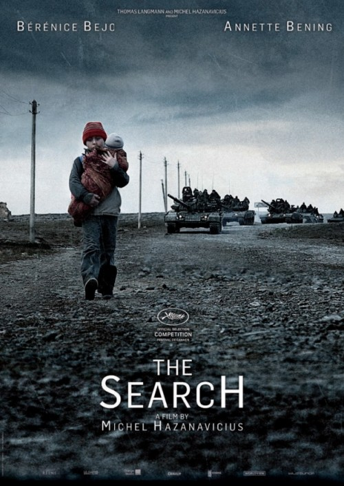The Search Movie Poster