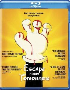 Escape From Tomorrow Blu-ray
