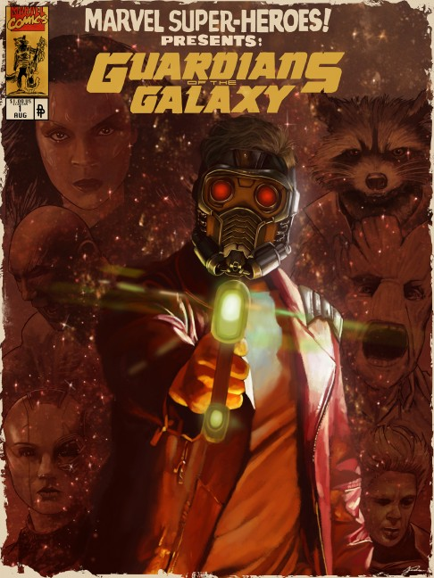 Guardians of the Galaxy Juan Martinez