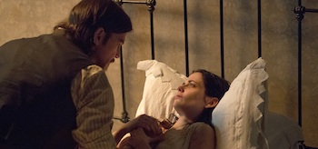 Eva Green Josh Hartnett Penny Dreadful Possession