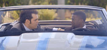 Kevin Hart Josh Gad The Wedding Ringer