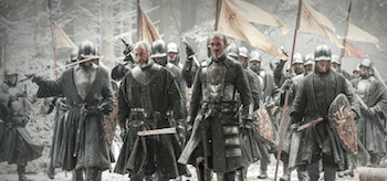 Stephen Dillane Liam Cunningham Game of Thrones The Children