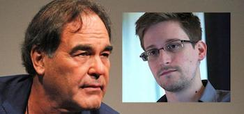 Oliver Stone Edward Snowden