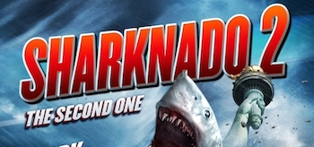 Sharknado 2 The Second One Movie Poster