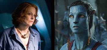 Sigourney Weaver Avatar