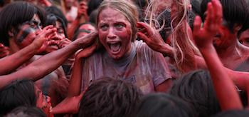 Sky Ferreira The Green Inferno