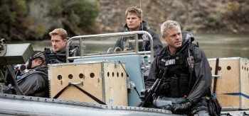 Chris Sheffield Travis Van Winkle Eric Dane The Last Ship El Toro
