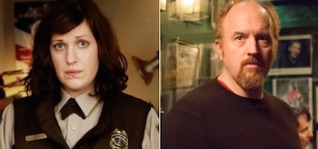 Allison Tolman Louie CK