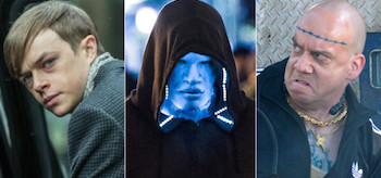 Jamie Foxx Dane DeHann Paul Giamatti The Amazing Spider-Man 2