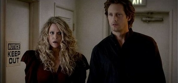 Kristen Bauer van Straten Alexander Skarsgard True Blood Death is Not the End