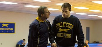 Steve Carell Channing Tatum Foxcatcher