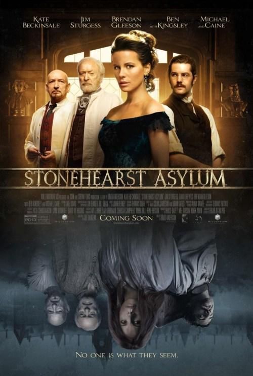 Stonehearst Asylum movie poster