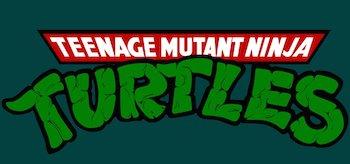 Teenage Mutant Ninja Turtles TV Logo