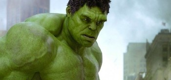 The Hulk The Avengers