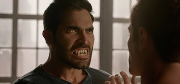 Tyler Hoechlin Teen Wolf Muted