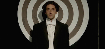 Adrien Brody Houdini