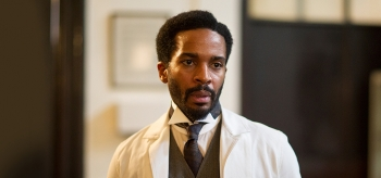 Andre' Holland The Knick Mr. Paris Shoes