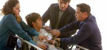 Halle Berry Goran Visnjic Extant What on Earth is Wrong