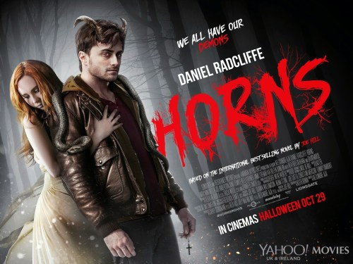 Horns final movie poster