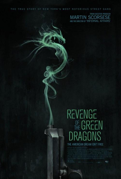 Revenge of the Green Dragons movie poster